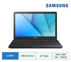 [삼성전자] 삼성 노트북5 NT500R5M-K38BB