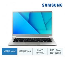 [삼성전자] 삼성 노트북 9 metal NT900X3H-K38 [아이언 실버]