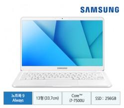 [삼성전자] 삼성 노트북9 Always NT900X3N-K717 [크러쉬 화이트]