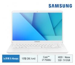 [삼성전자] 삼성 노트북9 Always NT900X5N-L716 [크러쉬 화이트]